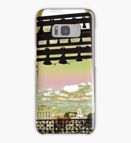 My vew from Sophia Bell Tower. Samsung Galaxy Case/Skin