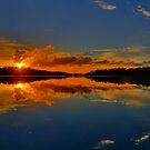 Welcome To My Morning - Narrabeen Lakes, Sydney (15 Exposure HDR Panorama) - The HDR Experience by Philip Johnson