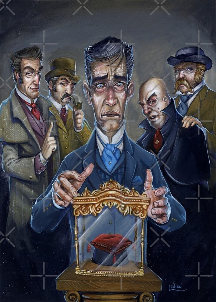 Art of Sherlock Linton by mxpublishing
