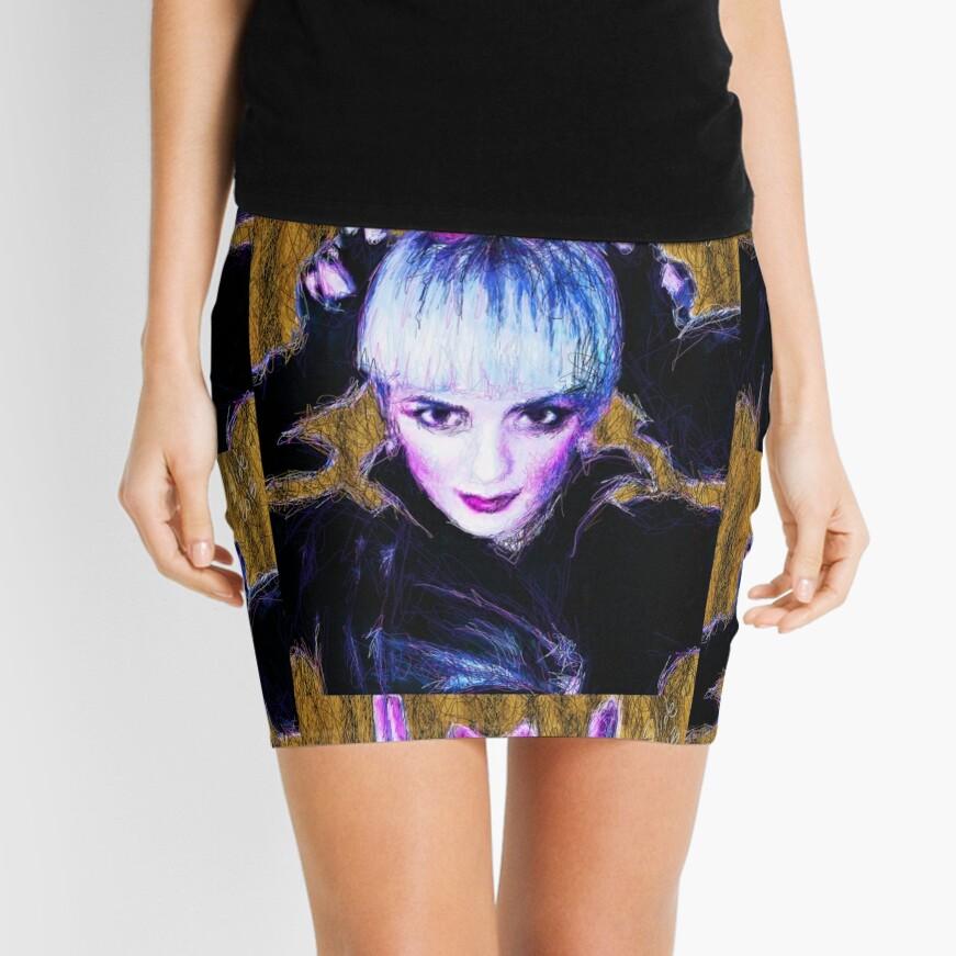 Alix Fox, 2013 Mini Skirt