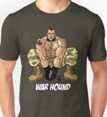 War Hound by MancerBear T-Shirt