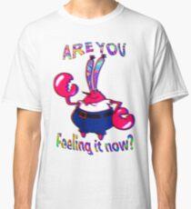 Fühlst du es jetzt Herr Krabs? Classic T-Shirt