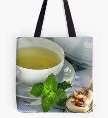 My Noon Cup of Tea Tote Bag