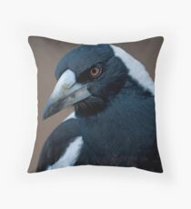 My Mate Maggie Throw Pillow