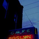 Cafe Roslyn by field9