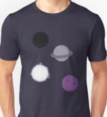 The ace of space Unisex T-Shirt