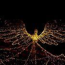 «ángel resplandor» de Perggals© - Stacey Turner