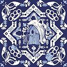 Azulejo Trap  by kEda Gomes