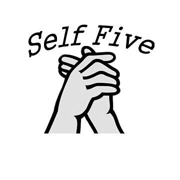Self Five by sh-it