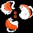 « Sushi chat » par Ophélie Salomé