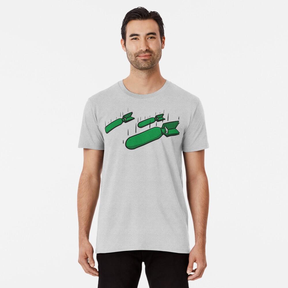 Bomben weg Premium T-Shirt