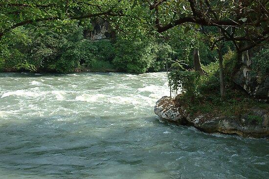 citarum river by bayu harsa