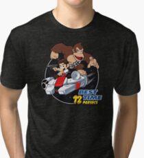 Kessel Kart Tri-blend T-Shirt