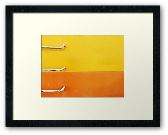 Ship's ladder by Marjolein Katsma