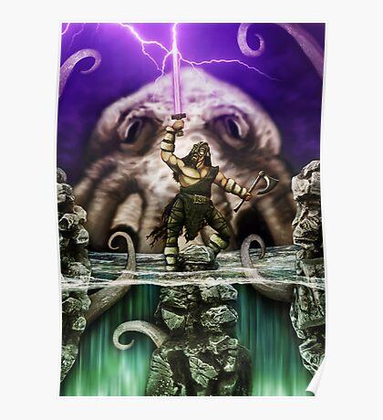 Guardian of Asgaard Poster
