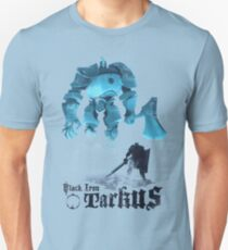 Black Iron Tarkus Unisex T-Shirt