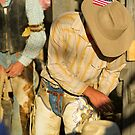 Rodeo Rider by lincolngraham