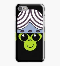 Cute Mojo Jojo iPhone Case/Skin