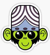 Cute Mojo Jojo Sticker