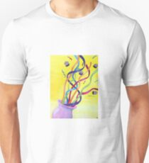 Birthday Celebration Acrylic T-Shirt