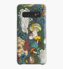 mushroom forest Case/Skin for Samsung Galaxy