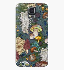 Funda/vinilo para Samsung Galaxy bosque de setas