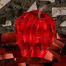 A Red Apple by Jennifer Frederick