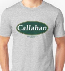 Callahan Auto Parts Slim Fit T-Shirt