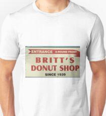 Britts Famous Doughnuts T-Shirt