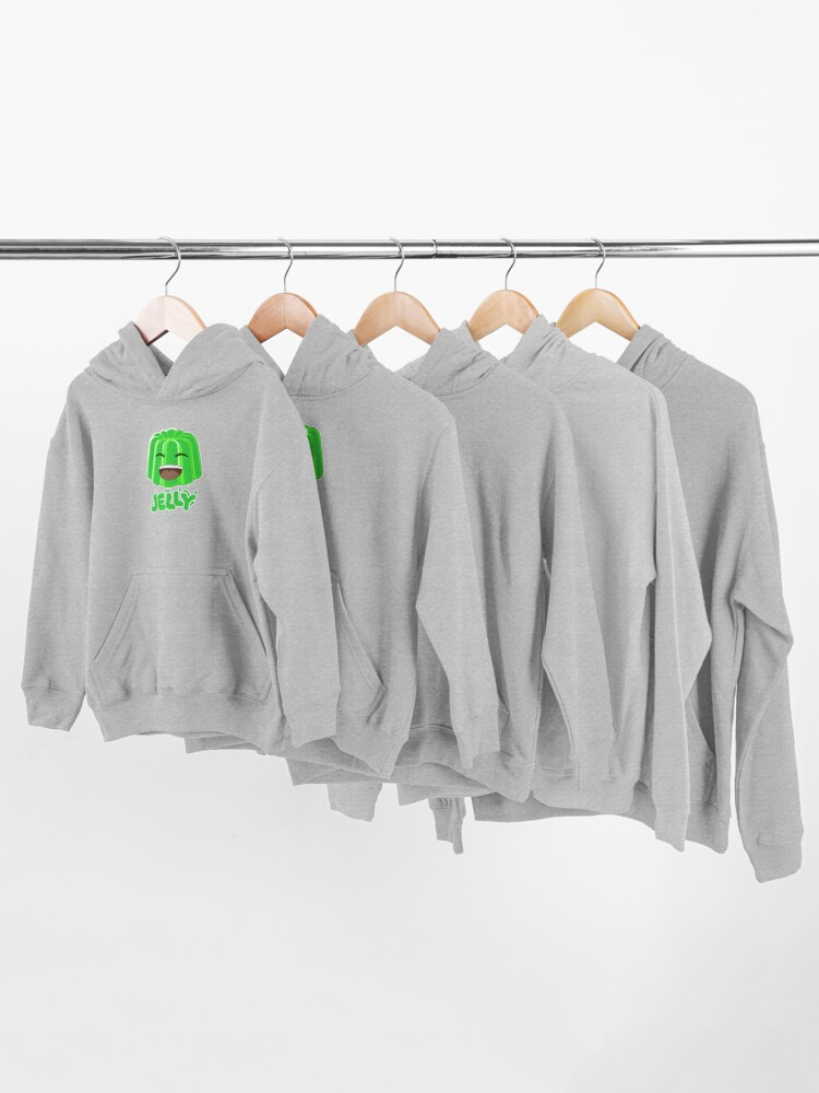 Alternate view of Jelly  Kids Pullover Hoodie