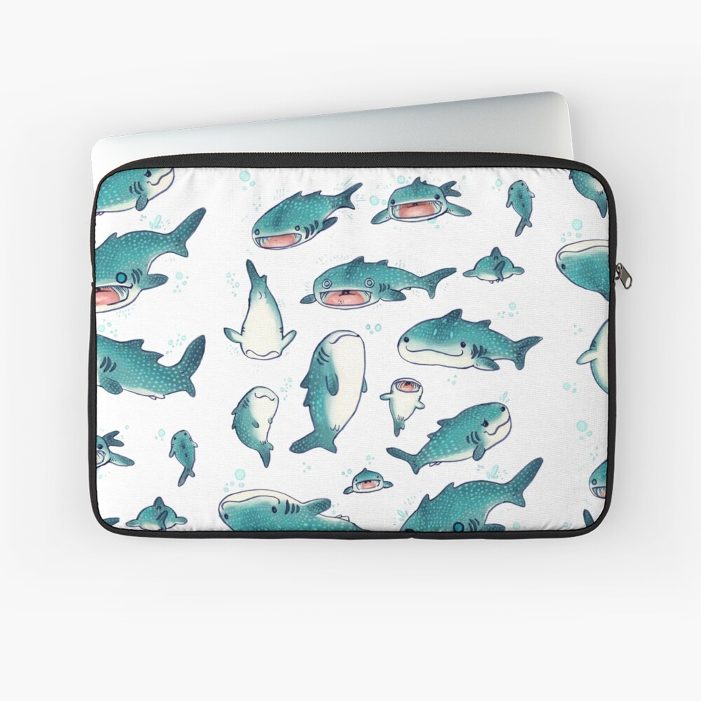whale sharks! Laptop Sleeve