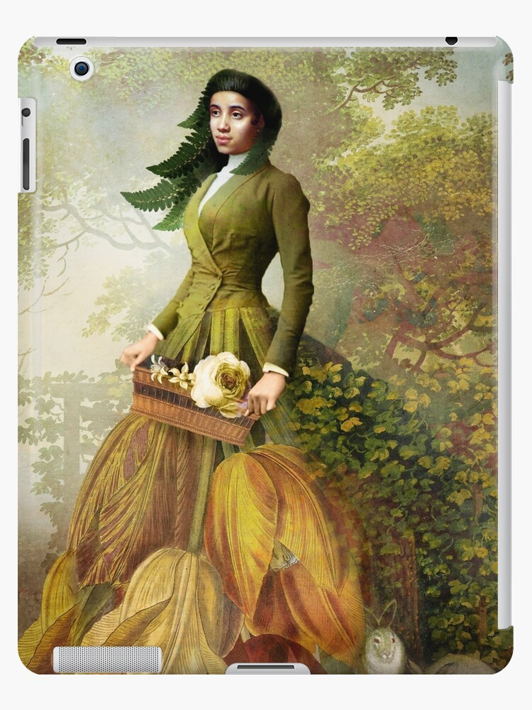 Queen of Pentacles by Catrin Welz-Stein