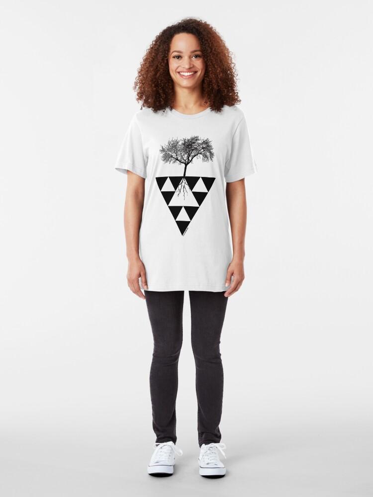 Alternate view of Emerge Slim Fit T-Shirt