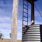 Warrego Water Tank by megzyzgem