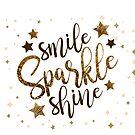 Sparkle Smile by SueAnnApparel