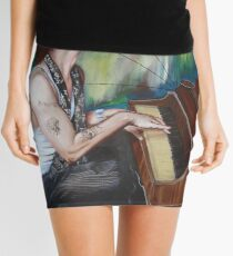 JD Piano Mini Skirt
