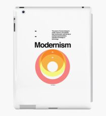 Modernism iPad Case/Skin