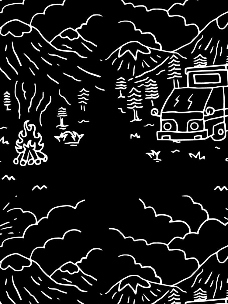 Vagar (para la oscuridad) de quilimostock