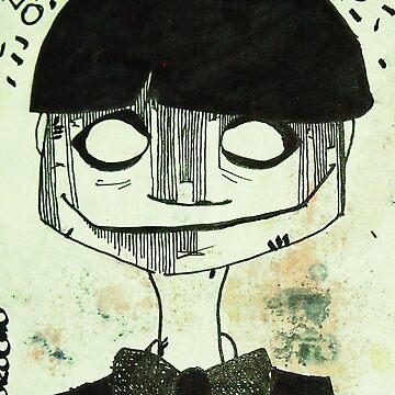 Moment notebook Boy by salodelyma