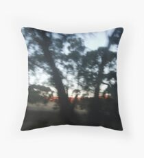 Rushing Capertee Throw Pillow