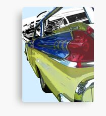 Mercury County Cruiser Metal Print