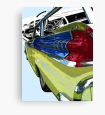Mercury County Cruiser Canvas Print