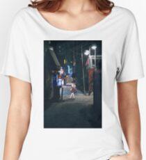 Monogatari – Nadeko Street Women's Relaxed Fit T-Shirt