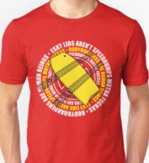 Esky Lids Aren't Speedbumps T-Shirt