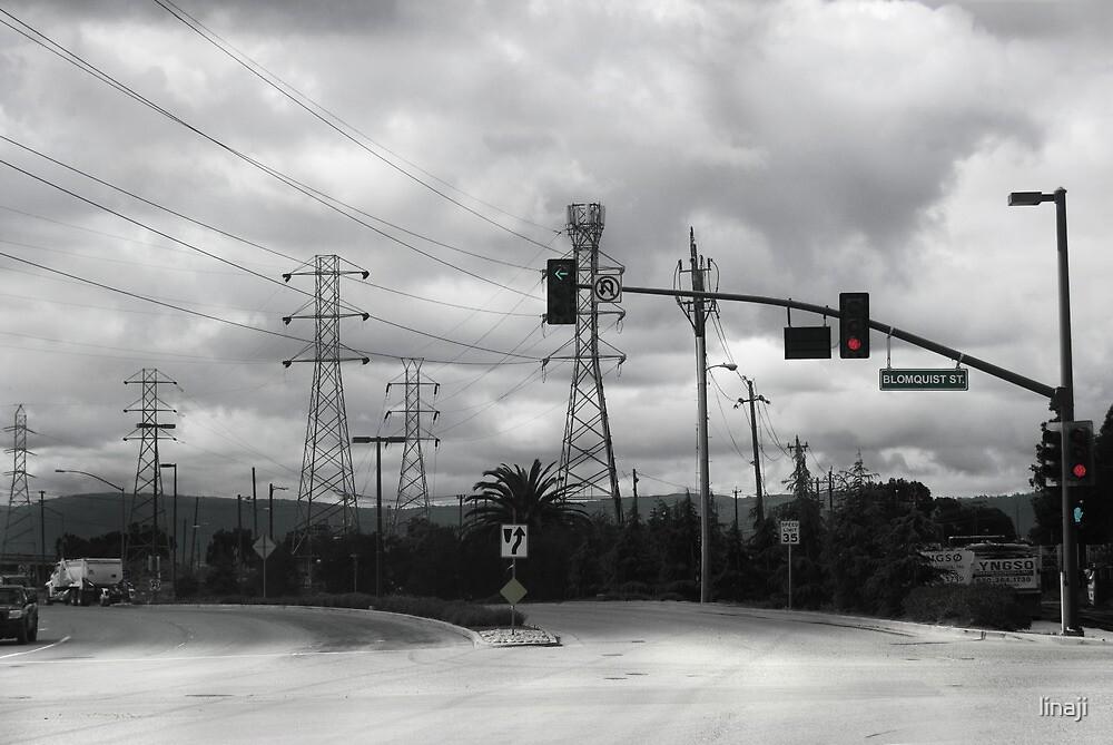 Turn Left and Walk Away... by linaji