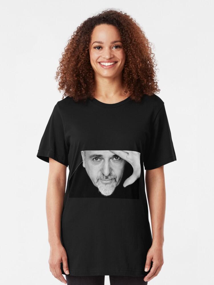 Peter Gabriel Tour 2020.Peter Gabriel Tour Dates 2019 2020 Slim Fit T Shirt