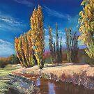 'Autumn - Adelong Creek' by Lynda Robinson