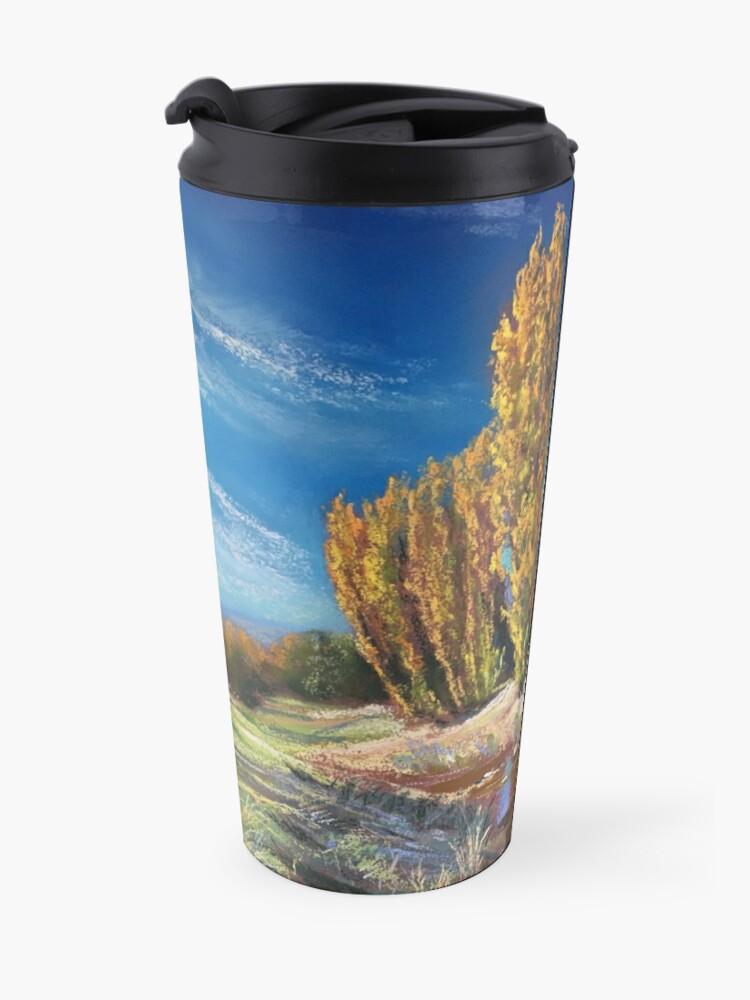 Alternate view of 'Autumn - Adelong Creek' Travel Mug