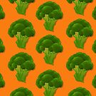 FOREVER Broccoli by Daniel McLaren