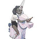 Unicorn Dunce by kEda Gomes